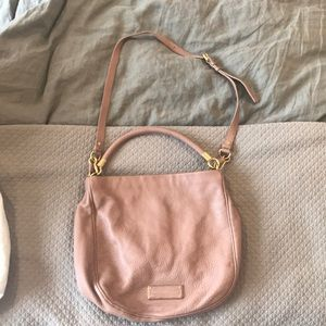 Light pink Marc by Marc Jacobs handbag